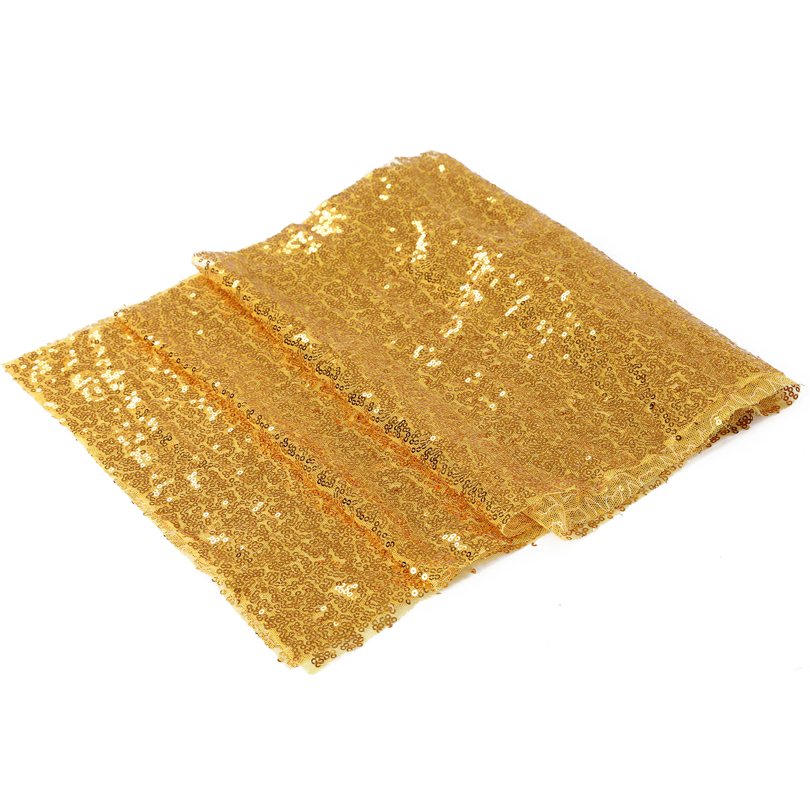 Gold-Silver-Glitter-Sequin-Table-Runner-Sparkly-Wedding-Party-Decor-12-034-x79-034-UK thumbnail 9