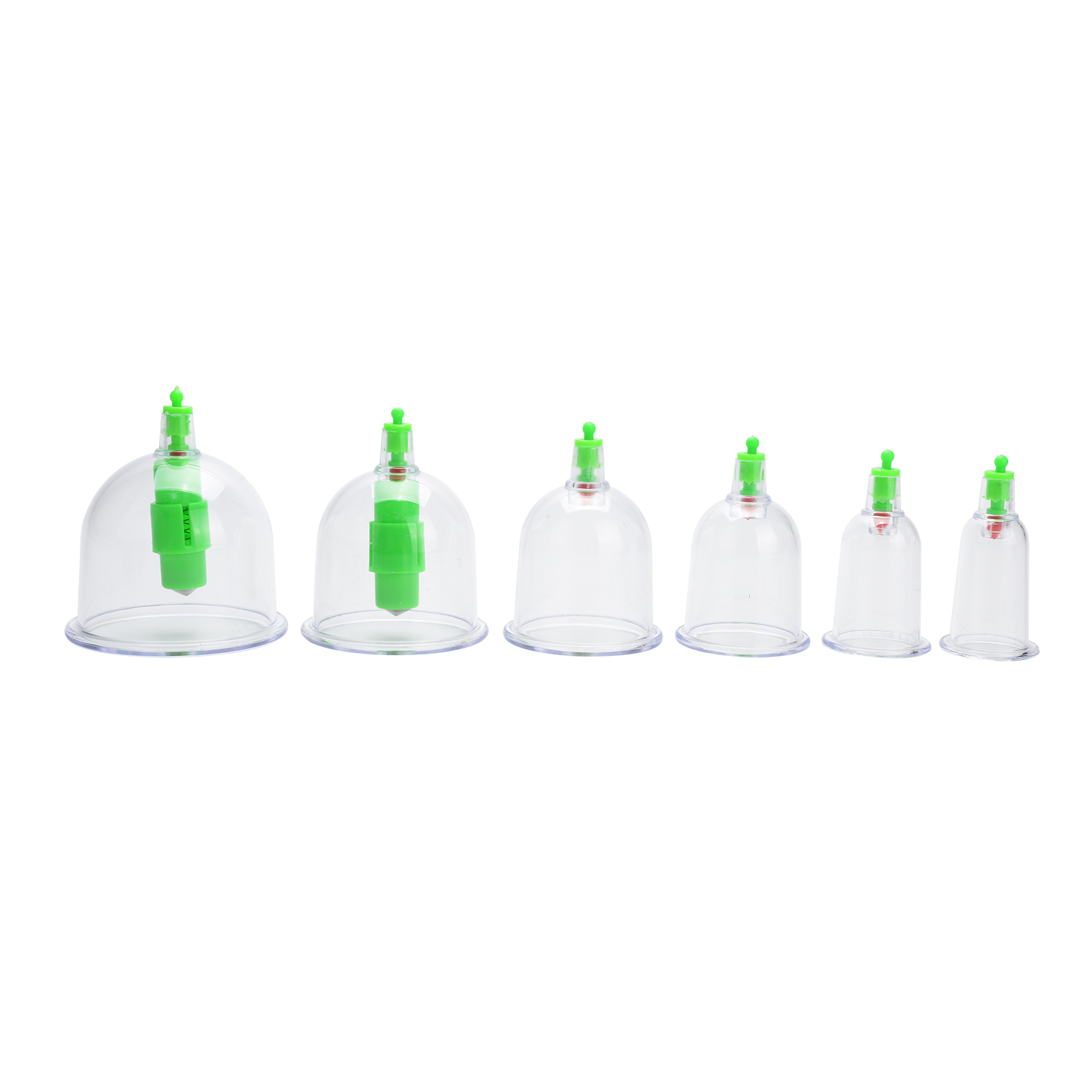 Details about 24× Chinese Cupping Vacuum Massage Set Medical Therapy Health  Acupuncture Kit