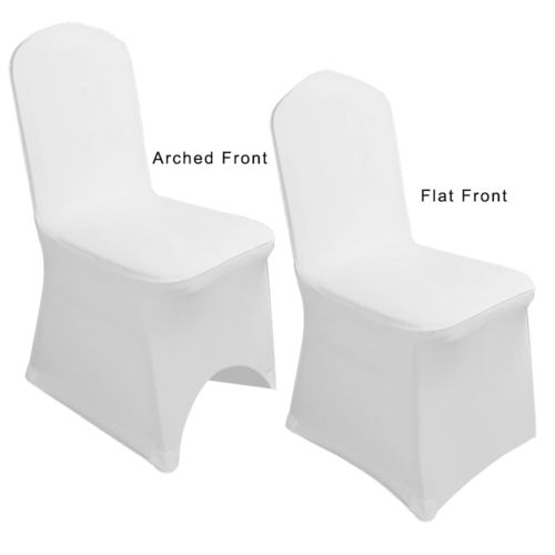 5X-Chair-Covers-Spandex-Lycra-Cover-Wedding-Banquet-Anniversary-Party-Decor-UK thumbnail 3