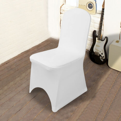 5X-Chair-Covers-Spandex-Lycra-Cover-Wedding-Banquet-Anniversary-Party-Decor-UK thumbnail 8