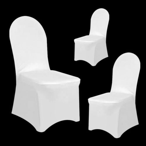 5X-Chair-Covers-Spandex-Lycra-Cover-Wedding-Banquet-Anniversary-Party-Decor-UK thumbnail 4